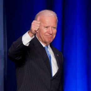 Biden out!