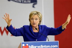 Clinton says she's sent her book to GOPcandidates