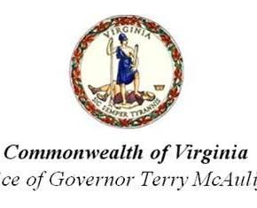 "Gov. McAuliffe to Virginia employees:  ""prepare now for severeweather"""