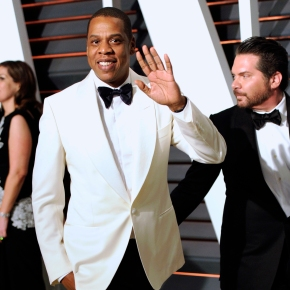 "Jay Z attends start of trial over 1999 hit ""Big Pimpin' """