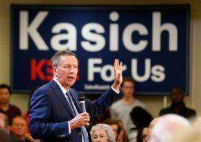 Kasich raises $4.4 million for GOP presidentialbid