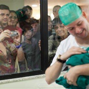 Luxury birthing clinics spur cesarean 'epidemic' inBrazil