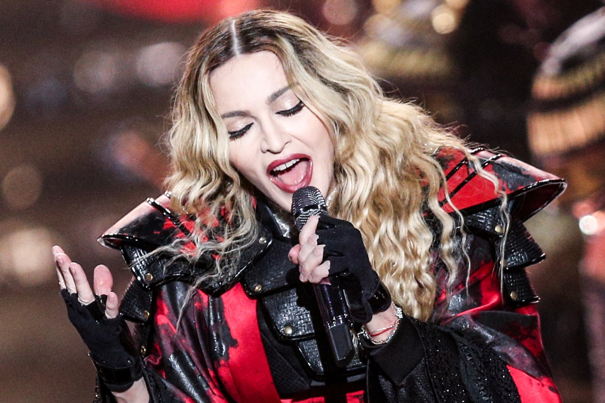 Madonna announces second Bangkok show as part of world tour