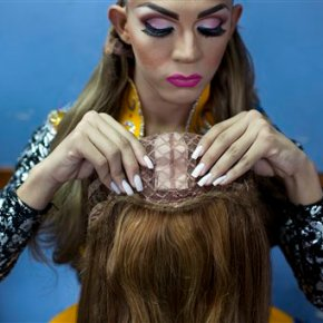 In pageant-crazy Venezuela, men compete for Miss Gaycrown