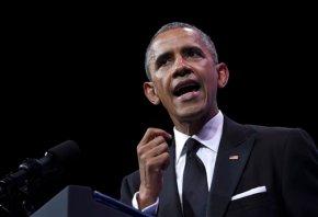 President Barack Obama interviews author MarilynneRobinson