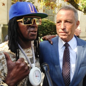 Flavor Flav gets February trial date in trafficcase