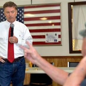 Rand Paul raises $2.5 million for presidential campaign