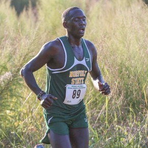 Men's Cross Country Takes 2nd Place at DelawareState