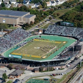 NSU Sold Out of Tailgating Spaces forHomecoming