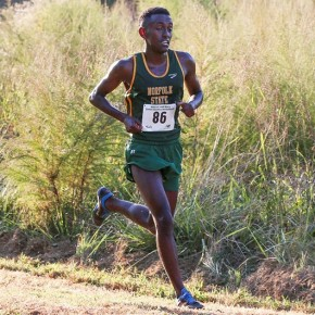 NSU Men's Cross Country finishes 2nd for 2nd consecutive meet