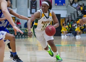 Roberts Named to Preseason All-MEAC 1st Team; Spartan Women Picked5th