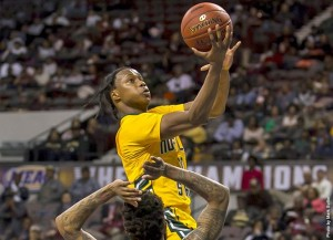 Gold, white win respective scrimmages at Spartan Madness