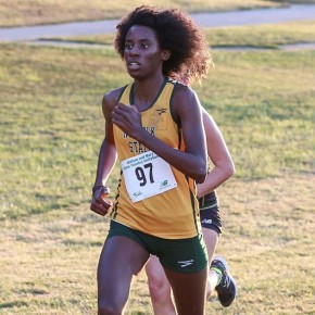 Webb paces NSU Women at CNU Invitational