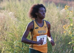 DOVER, Del. – Rachel Webb and Fawzia Kheir continued their strong cross country seasons for the NSU women's team, placing fourth and fifth overall, respectively, at the Delaware State Farm Run Invitational on Thursday evening.