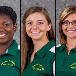 3 Spartans named to NFCA All-America Scholar AthleteTeam