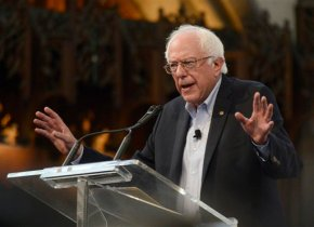Disdainful of fundraising, Sanders raises big sums for 2016