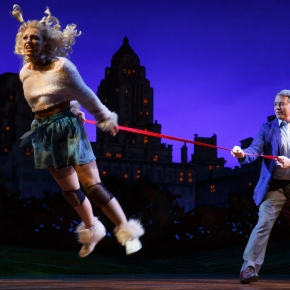 Review: Raise the ruff _ 'Sylvia' on Broadway is a treat