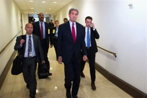 US, world powers save space for Iran at Syriatalks