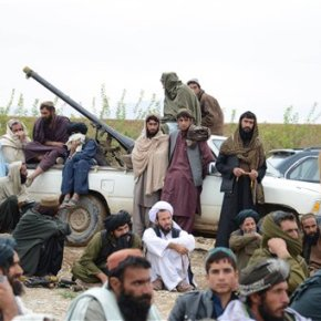 Afghan official claims splinter Taliban group leaderkilled