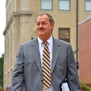 Don Blankenship's habit of violating mine safety laws