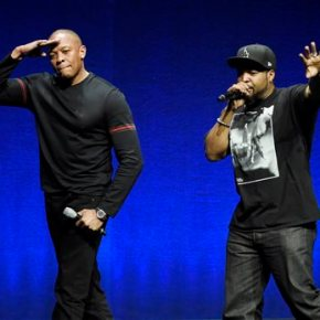 Ex-N.W.A. manager sues over 'Straight Outta Compton'film