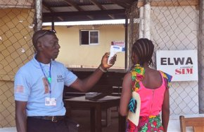 Liberia records 1st Ebola death sinceJuly