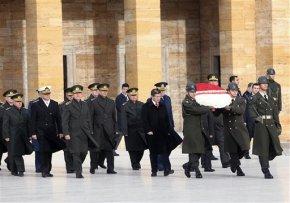 Turkey says pilot's body to be flown back toRussia
