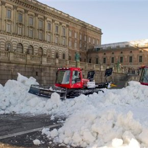 Sweden projected to lose 40-80 days of snow as climate warms