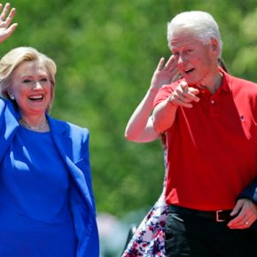 Clinton faces tough question: What to call Bill if shewins