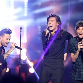 1D wins big at AMAs; Dion pays tribute to Paris victims