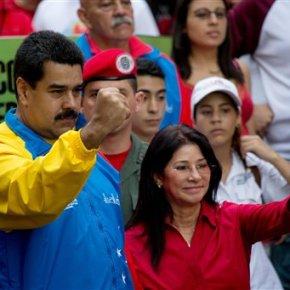 Nephews of Venezuelan first lady arrested on US drugcharges