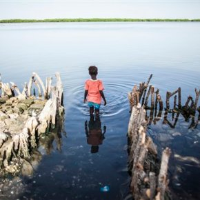 Senegal: Saloum Delta islands on frontline of climate change