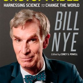 'Science Guy' Bill Nye tackles climate change in new book
