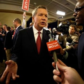 Kasich says GOP needs more pragmatism, less extremism