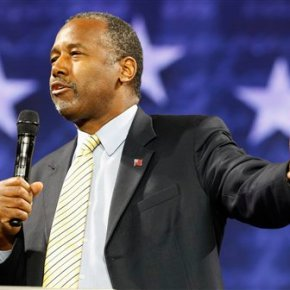 Carson talks issues  and comes up short onspecifics