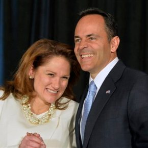 Kentucky governor gives Republicans a laboratory