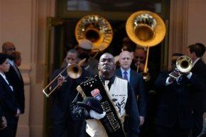 A musical farewell to New Orleans music legendToussaint