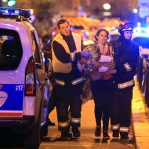 How a night of horror washes Paris in blood; 129 dead