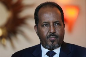 Somali president says al-Qaida, IS same 'evil'