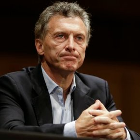 Argentina's president-elect inherits large economic problems