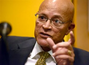 Black administrator named Missouri system's interimhead
