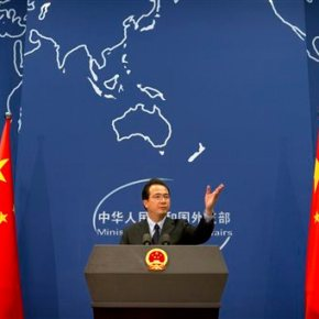 China strongly condemns Islamic State killing ofhostage