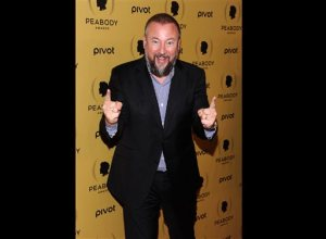 FILE - In this May 31, 2015 file photo, Vice co-founder and CEO Shane Smith attends the 74th Annual Peabody Awards in New York. Vice Media and A+E Networks are joining forces for a cable channel to be programmed by Vice Media with lifestyle and documentary fare aimed at the 18-to-34 demographic already flocking to Vice online content. The channel, with the working title Viceland, is expected to launch early next year and will take over A+E's H2 channel. It will be available in about 70 million homes. (Photo by Charles Sykes/Invision/AP, File)