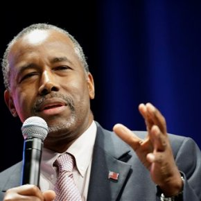 GOP candidate Ben Carson condemns Paris attacks