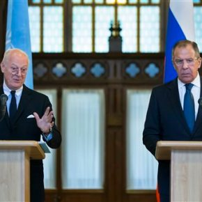 Russia calls for a new Syrian constitution in 18 months