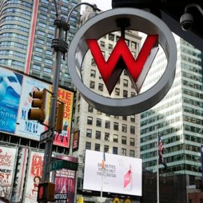 Marriott buys rival hotel chain Starwood for $12.2billion