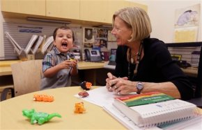 Born with no voice & low odds, boy talks with new voicebox