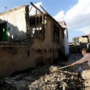 Magnitude-6.8 earthquake strikes Chile, no damagereported