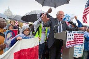 Postal workers' union endorses Bernie Sanders forpresident