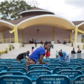Kenya declares public holiday for papalMass